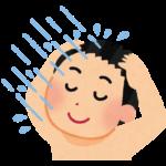 シャワーイラスト