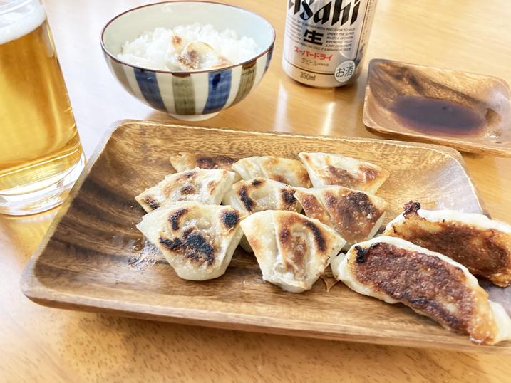 【お取り寄せ】白石麻衣さんおすすめ!一口餃子 味の素冷凍餃子と共に