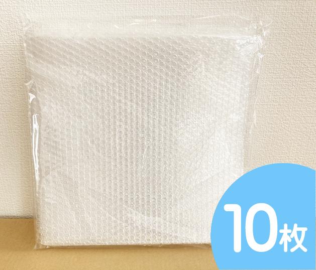 【梱包資材】公式メルカリ資材キットを買ってみた!プチプチ10枚