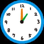 1時 時計