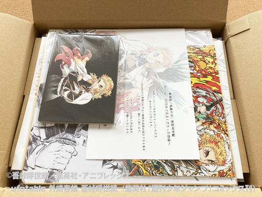 劇場版「鬼滅の刃」無限列車編 特典Blu-ray買ってみた! レビュー 開封の儀 丁寧な梱包